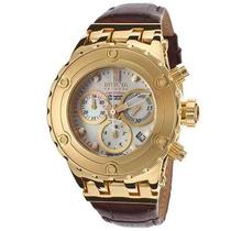 Relógio Invicta Jt 14605 Feminino 12x S/juros Temos Zeus Bra
