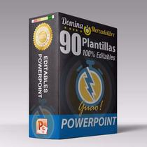 90 Plantillas Mercadolibre Editables Powerpoint Hq Oro 2016