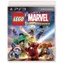 Lego Marvel Super Heroes, Usado Sin Detalles, Con Su Manual