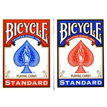 Cartas De Magia Y Poker Bicycle Modelo Clasico Standard Par