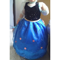Vestido Frozen, Sofía Y Más