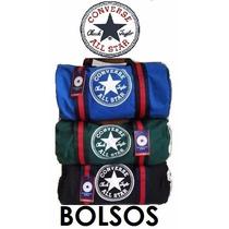 Bolsos Morral Duffle Bag Converse All Star