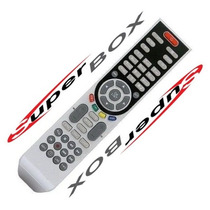 Controle Remoto S-u-p-e-r-box Prime Hd
