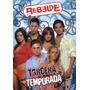 Novela Rebelde Rbd Terceira Temporada Dublada Completa Dvd
