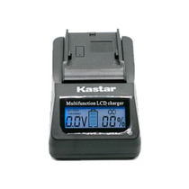 Cargador Digital Rapido Kastar Np-970