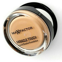 Base De Maquillaje Max Factor Miracle Touch Cobertura Max