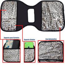 Lixeira Lixo Com Porta Carteira/celular P/ Carro Automático