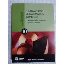 Fundamentos De Matemática Elementar Vol. 10