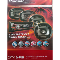 Combo Reproductor Pionner Dxt-1569ub Nuevo