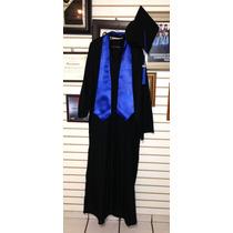 Togas Y Birretes Para Graduaciones