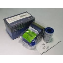 Cinta Datacard 535000-003 Color Ribbon Cleaning Ki Ymckt 500