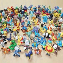 Miniaturas Pokémon Unidades Bonecos Variados P/ Colecionar