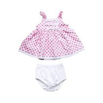 Nenuco - Batita Tirantes Estampada - Rosa - 248508