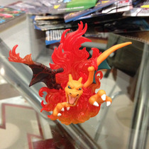 Miniatura Pokemon Charizard - Red & Blue 20 Anos