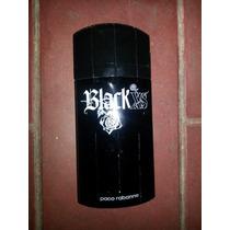 Perfume Paco Rabanne Black Xs Para Hombres