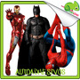 Vinilos Osandme Decora Infantil Superheroes Marvel Spiderman