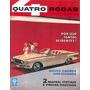 4r.016 Nov61- Fusca Antigo Simca Carro Americano Gordini