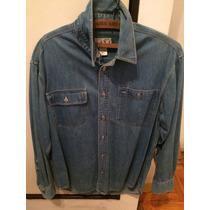 Camisa Jean Vintage Armani Exchange Original