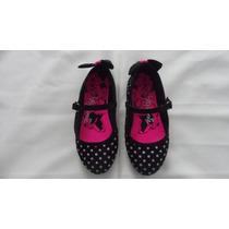 Zapatillas De Niñas Marca: Minnie Mouse
