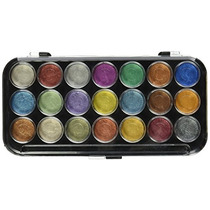 Yasutomo Nacarado Acuarela Set, 21 Colores