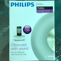Dock Philips Ds1100 Iphone 4s,3gs,3g Y 2g Nuevo Caja Y Factu