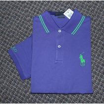 Camisa Polo Ralph Lauren Tamanho M / M Nova Original Usa