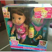 Baby Alive Bebita Tiene Fiebre Hasbro