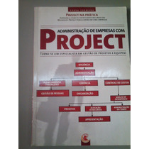 Livro Administração De Empresas Com Project Tadeu Carmona05