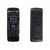 Control Original Vizio C/teclado Qwerty M370sl Netflix
