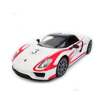 Carrinho Controle Remoto Porsche 918 Spyder 7 Funções 1/14 B