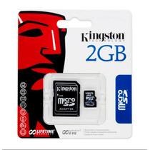 Lote 20 Memorias Micro Sd Kingston