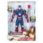 Iron Man Iron Patriot Con Luz Y Sonido