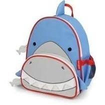 Mochila Escolar Infantil Skip Hop Zoo Tubarão