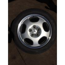 Jogo De Rodas Mercedes-bens E-430 Com Pneus Aro 17