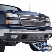 Silverado Chevrolet Billet Acabado Espejo Importada