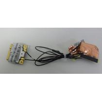 Placa Wireless + Antena Aluminium B14hm21 14 Pol