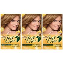 Soft Color Wella Kit 80 Rubo Claro X 3u Consulte Stock