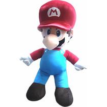 Peluche Mario Bros Gigante 1.04 Mts