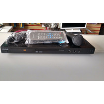 Dvd Player Cce C/ Usb- Dvd-760usx Preto C\karaoke