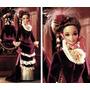Barbie Coleccion Victorian Lady Vestido Largo Mattel Nueva