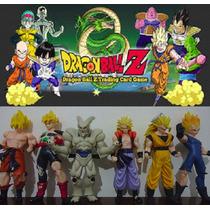 Bonecos Dragon Ball Kit C/ 6 Figuras Dragonball Z Anime