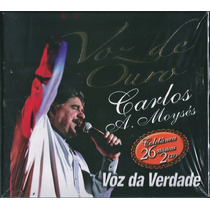 Cd Duplo Voz Da Verdade - Voz De Ouro (original)