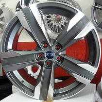 Roda Camaro Zl1 Aro 18 Grafite Fosco Diamantado