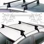 Base Para Parrilla Auto Sin Perforar Sobreruedas