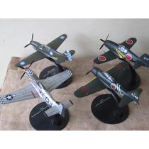 Aviones Altaya De La 2da Guerra Mundial, De Metal Esc. 1:72
