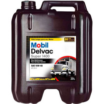 Óleo Mobil Delvac 15w40 Ch-4 Mineral Super 1400 20 Litros