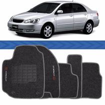 Tapete Corolla Grafite 2008 2007 2006 2005 2004 2003 Carpete