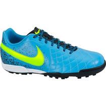 Chuteira Society Jr Nike Flare 2 Tf Original - Tamanho30-36