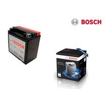 Bateria De Moto Bosch Honda Cg Fan 125 2009 Até 2013