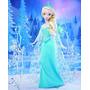 Muñeca De Elsa Frozen De 30cm Original Mattel Envío Gratis
